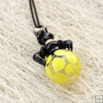 Murano Glass Aromatherapy Necklace PN484