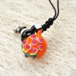 Murano Glass Aromatherapy Necklace PN475
