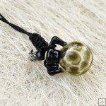 Murano Glass Aromatherapy Necklace PN488