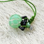 Murano Glass Aromatherapy Necklace PN490