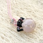 Murano Glass Aromatherapy Necklace PN487