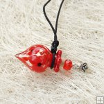 Murano Glass Aromatherapy Necklace PN497