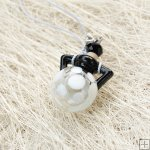 Murano Glass Aromatherapy Necklace PN485