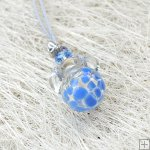 Murano Glass Aromatherapy Necklace PN491
