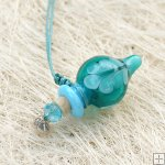 Murano Glass Aromatherapy Necklace PN505