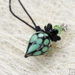 Murano Glass Aromatherapy Necklace PN494