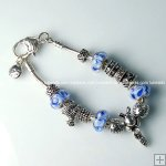 Wholesale Pandora Bracelet with silver plated charm P114,Sold per piece
