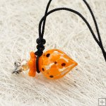 Murano Glass Aromatherapy Necklace PN493