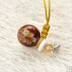 Murano Glass Aromatherapy Necklace PN479